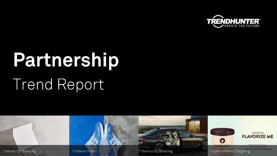 Partnership Trend Report Research