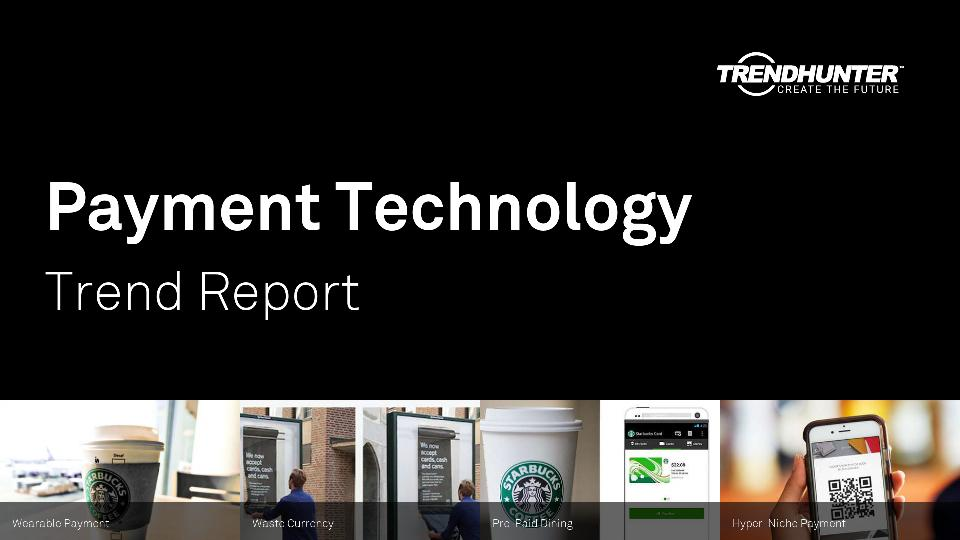 Payment Technology Trend Report Research