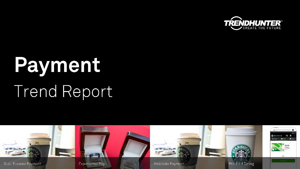 Payment Trend Report Research
