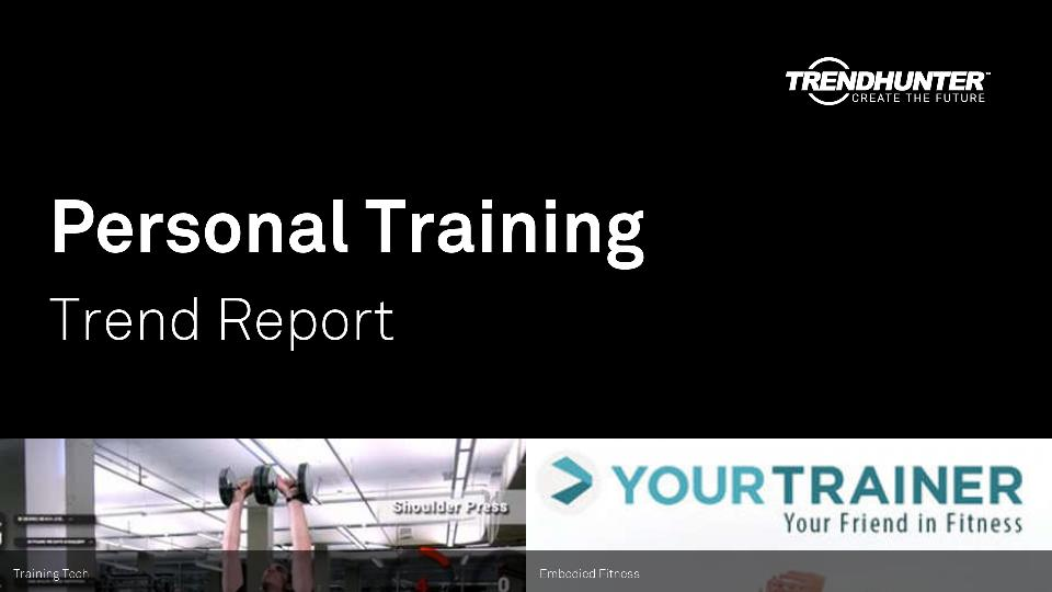 Personal Training Trend Report Research