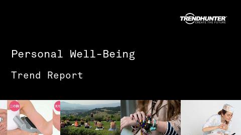 Personal Well-Being Trend Report and Personal Well-Being Market Research