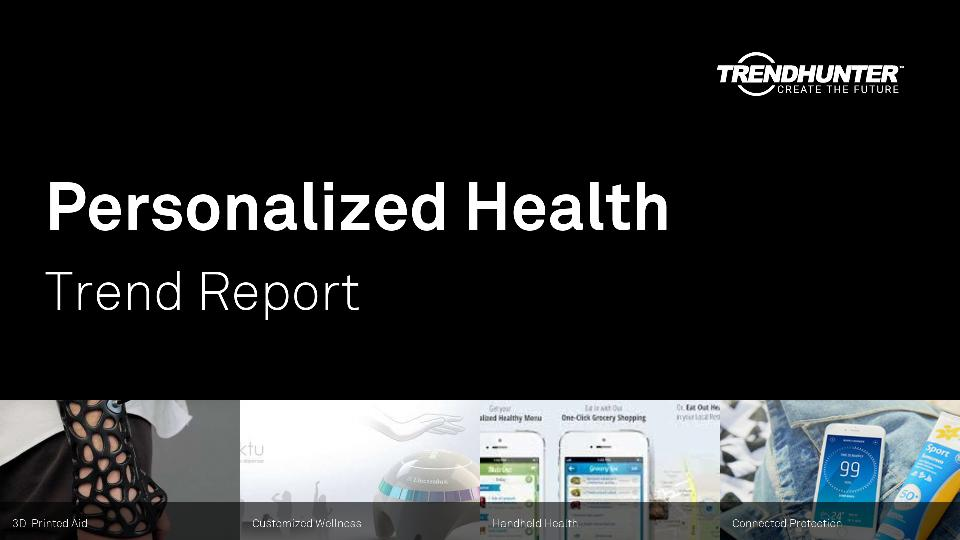Personalized Health Trend Report Research