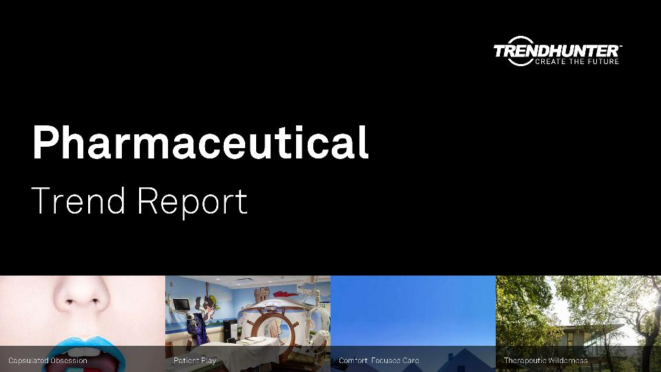 Pharmaceutical Trend Report Research