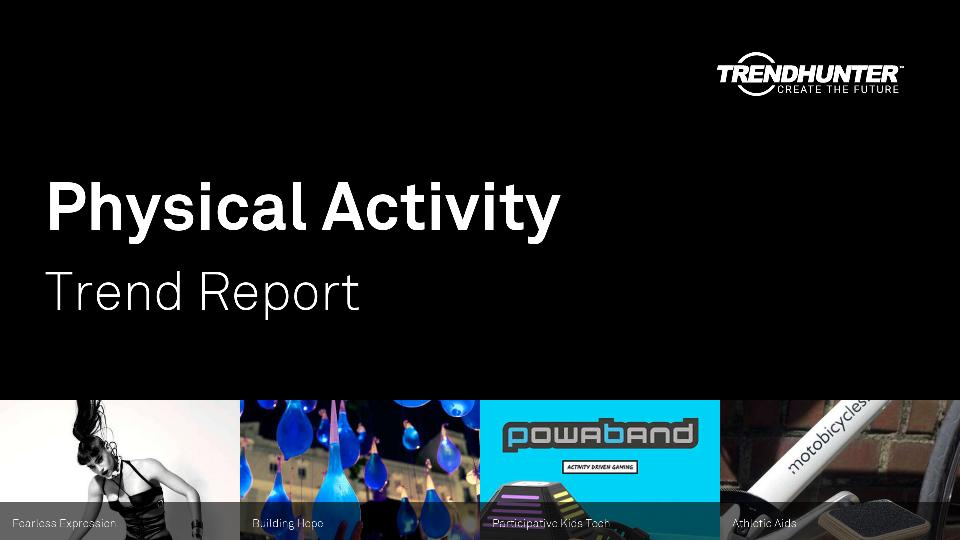 Physical Activity Trend Report Research