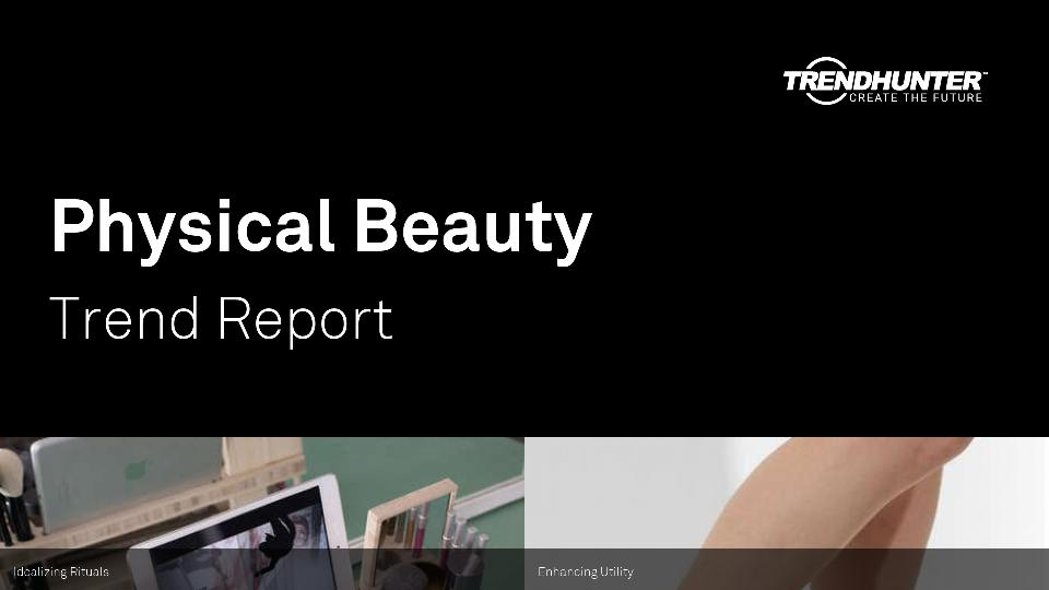 Physical Beauty Trend Report Research