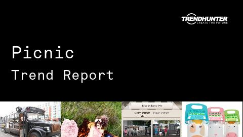 Picnic Trend Report and Picnic Market Research