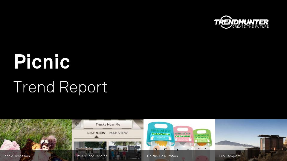 Picnic Trend Report Research