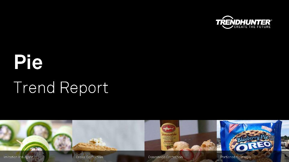 Pie Trend Report Research