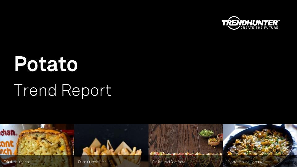 Potato Trend Report Research