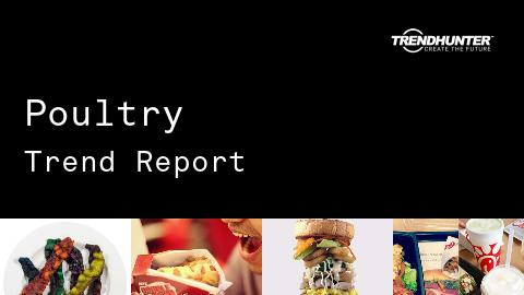 Poultry Trend Report and Poultry Market Research