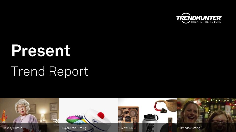 Present Trend Report Research