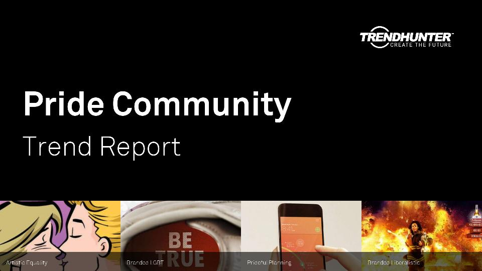 Pride Community Trend Report Research