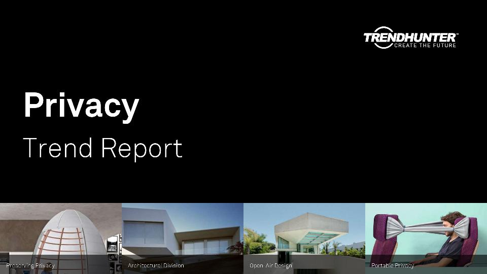 Privacy Trend Report Research