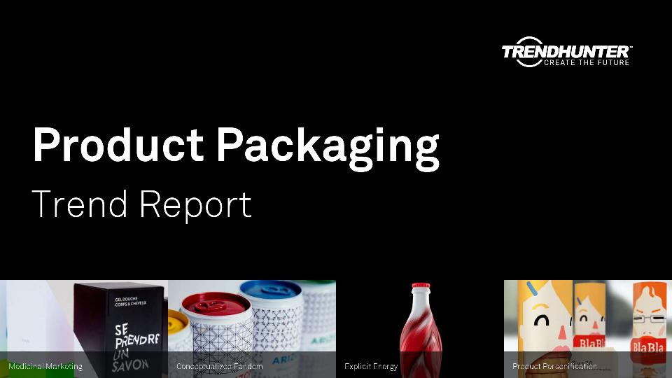 Product Packaging Trend Report Research