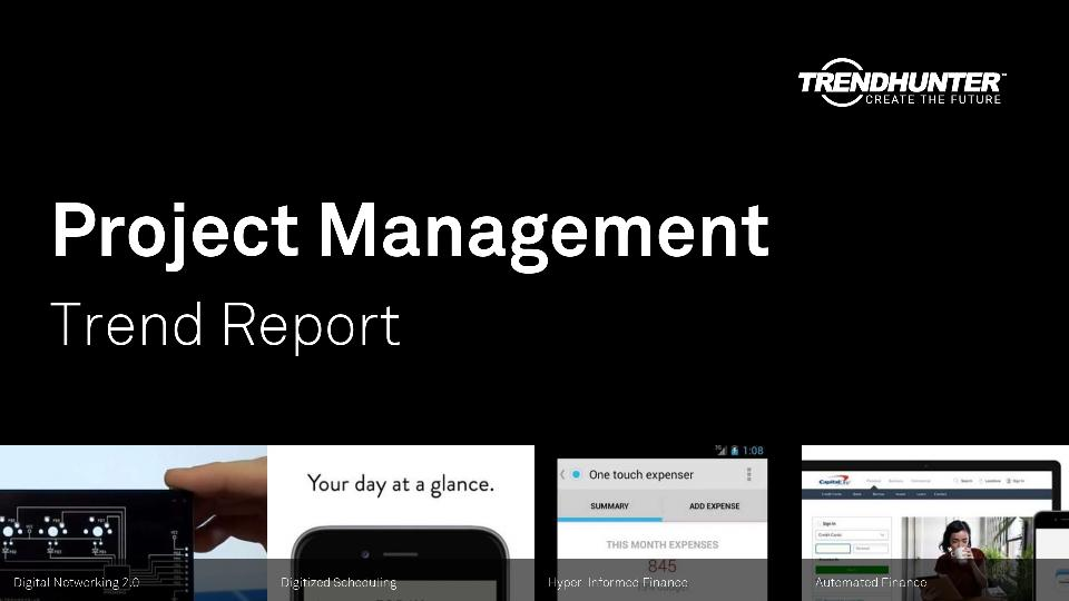 Project Management Trend Report Research