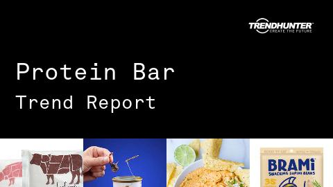 Protein Bar Trend Report and Protein Bar Market Research