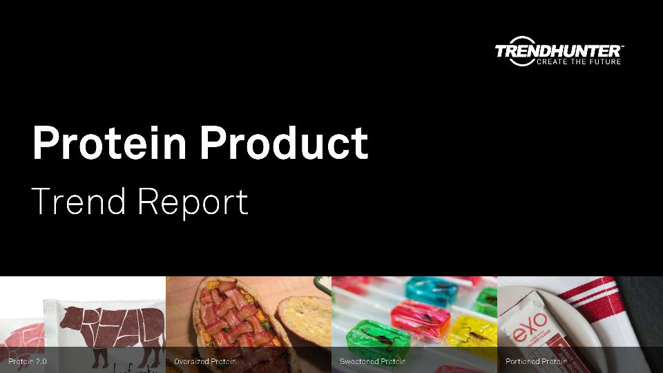 Protein Product Trend Report Research