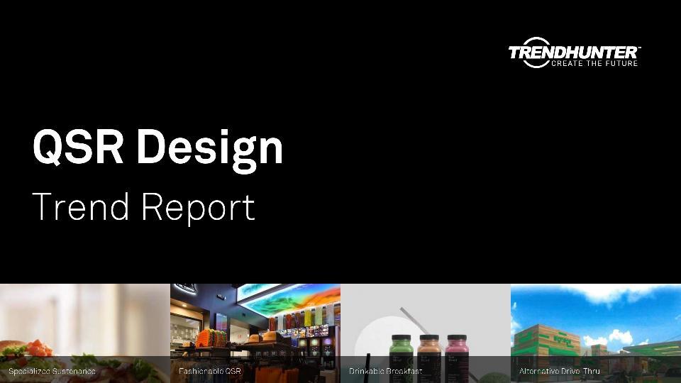 QSR Design Trend Report Research