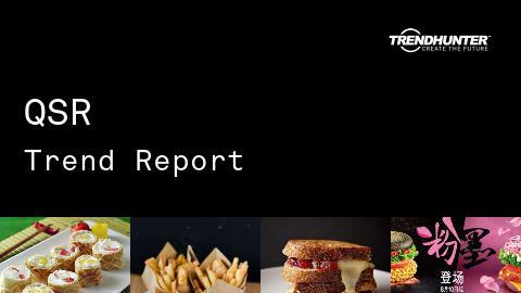 QSR Trend Report and QSR Market Research