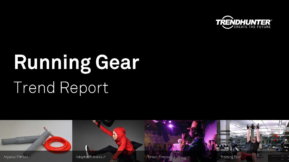 Running Gear Trend Report Research