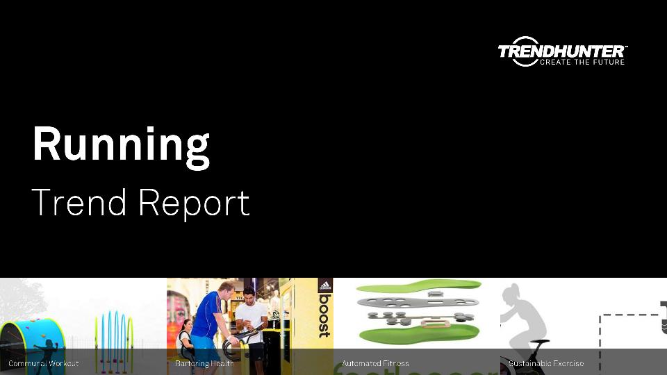 Running Trend Report Research
