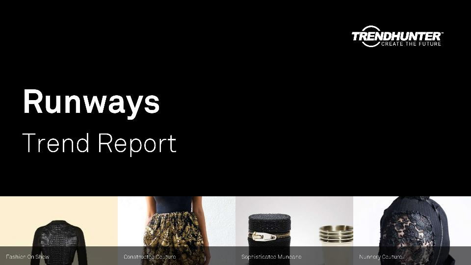 Runways Trend Report Research