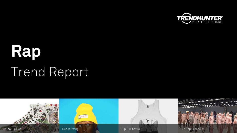Rap Trend Report Research