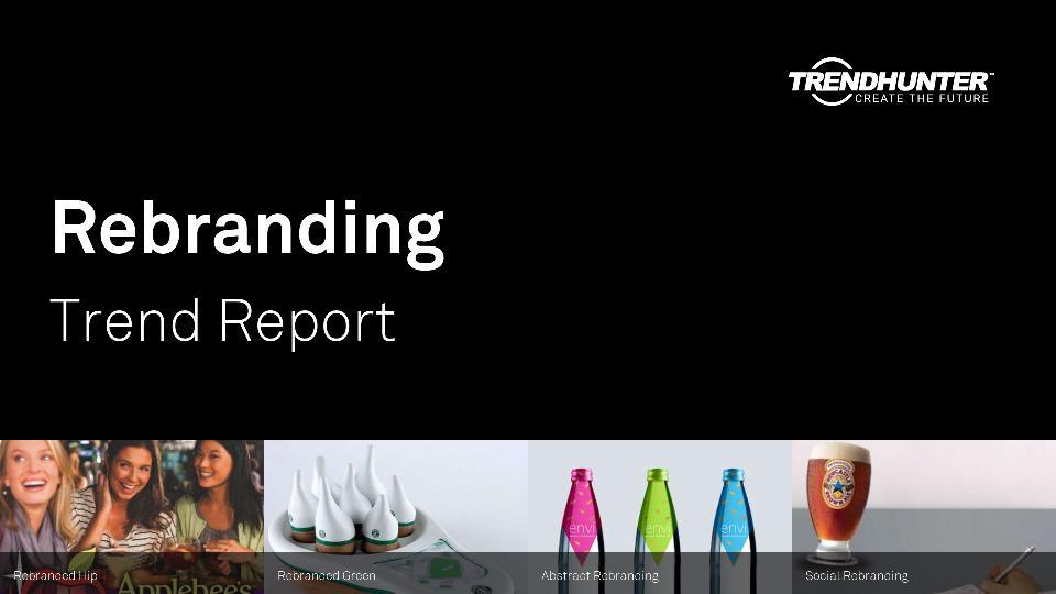 Rebranding Trend Report Research