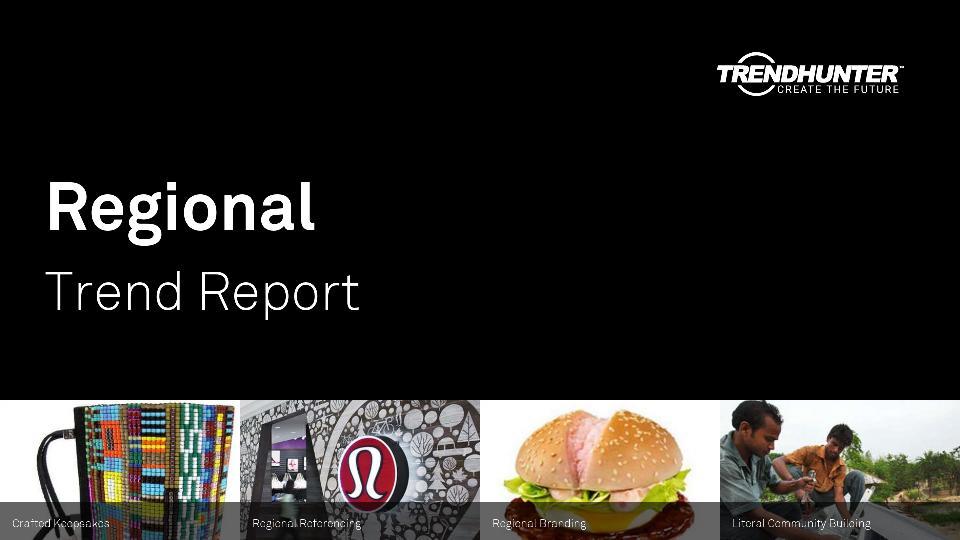 Regional Trend Report Research