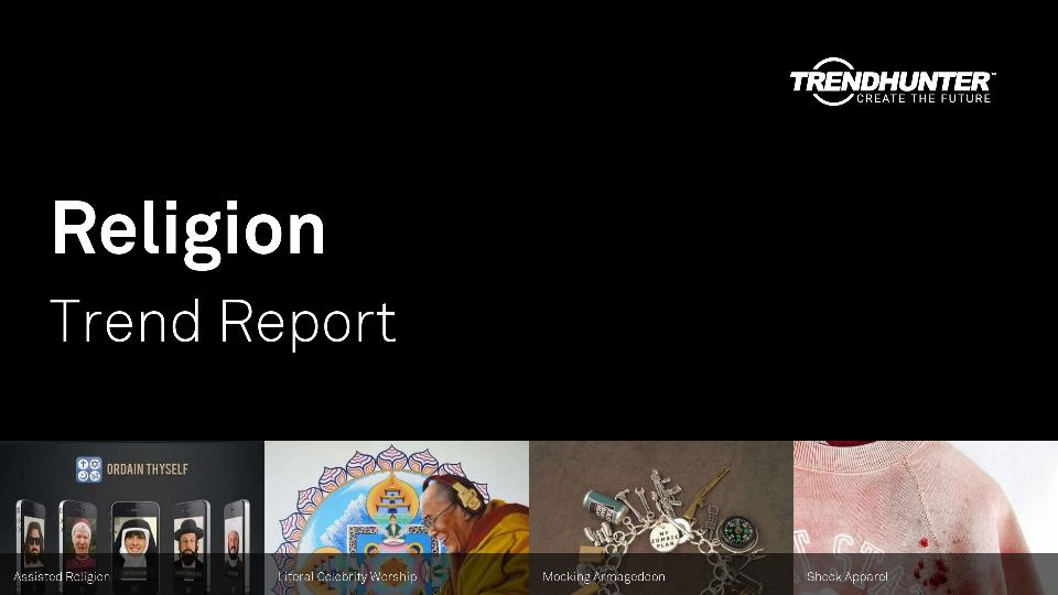 Religion Trend Report Research