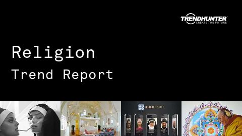 Religion Trend Report and Religion Market Research