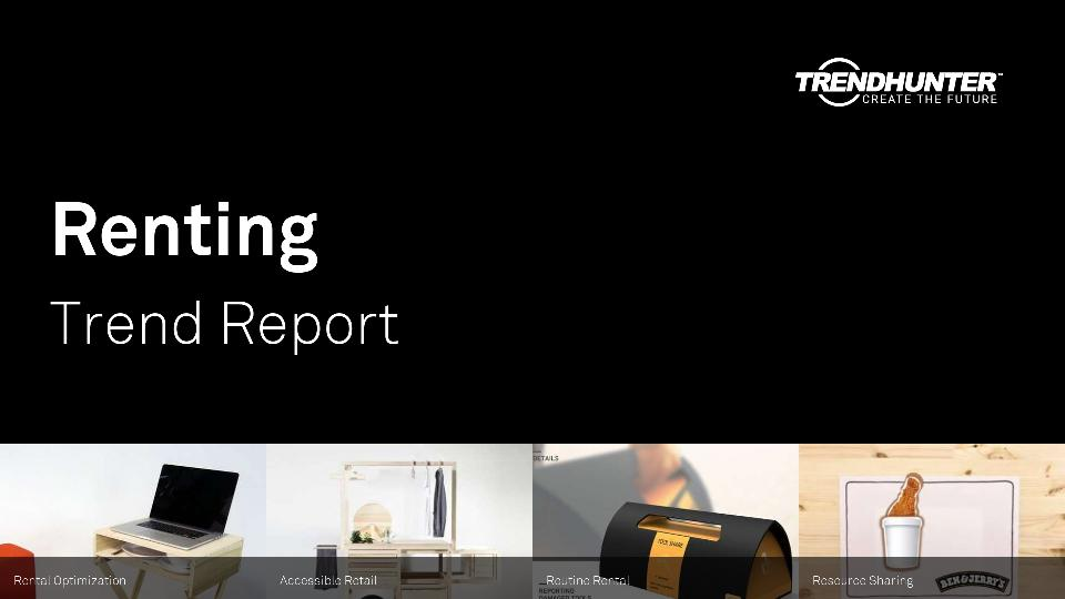 Renting Trend Report Research