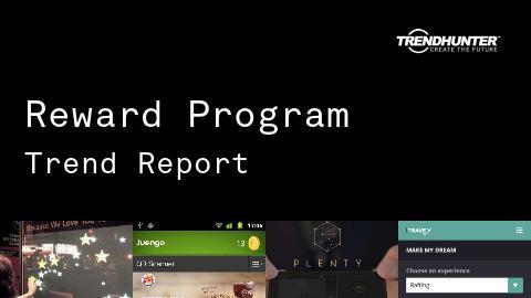 Reward Program Trend Report and Reward Program Market Research