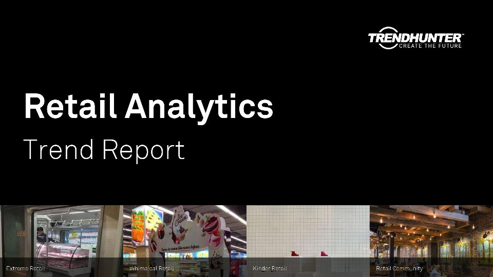 Retail Analytics Trend Report Research