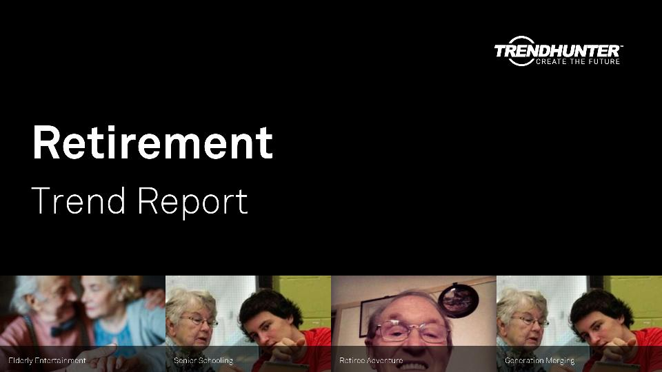 Retirement Trend Report Research