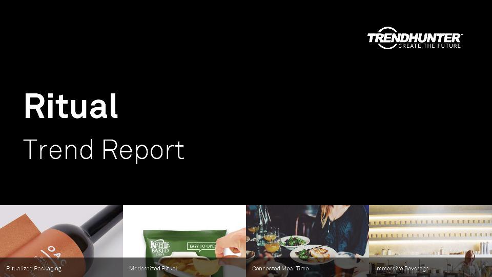 Ritual Trend Report Research