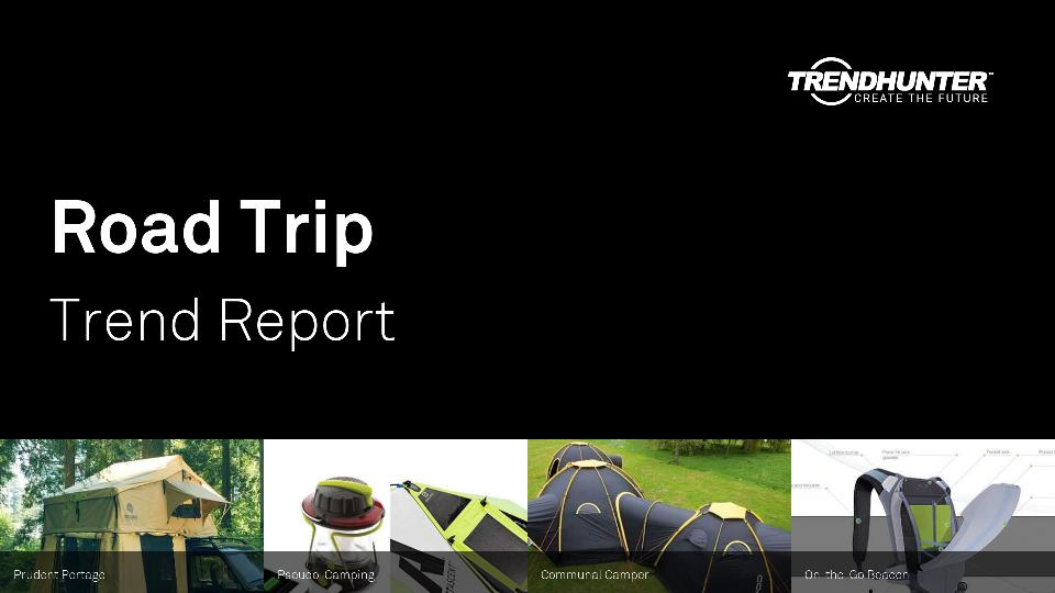 Road Trip Trend Report Research