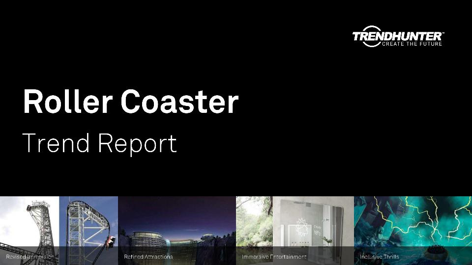 Roller Coaster Trend Report Research