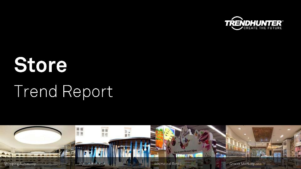 Store Trend Report Research