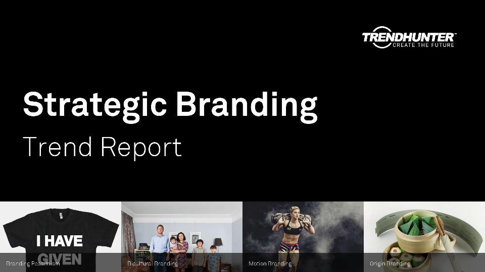 Strategic Branding Trend Report Research