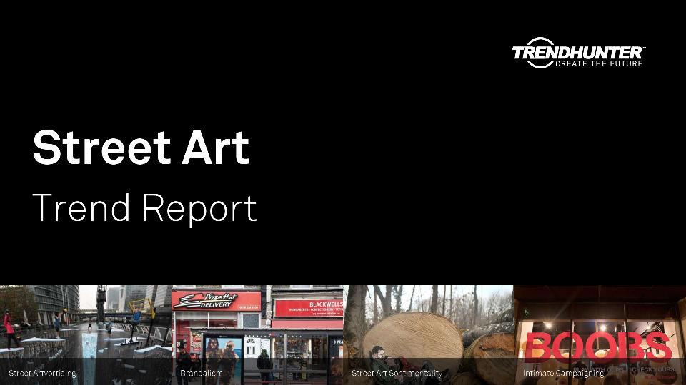 Street Art Trend Report Research