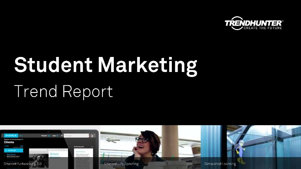 Student Marketing Trend Report Research