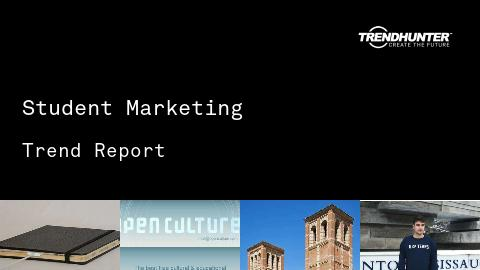 Student Marketing Trend Report and Student Marketing Market Research