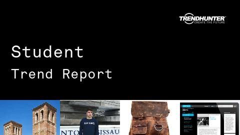 Student Trend Report and Student Market Research