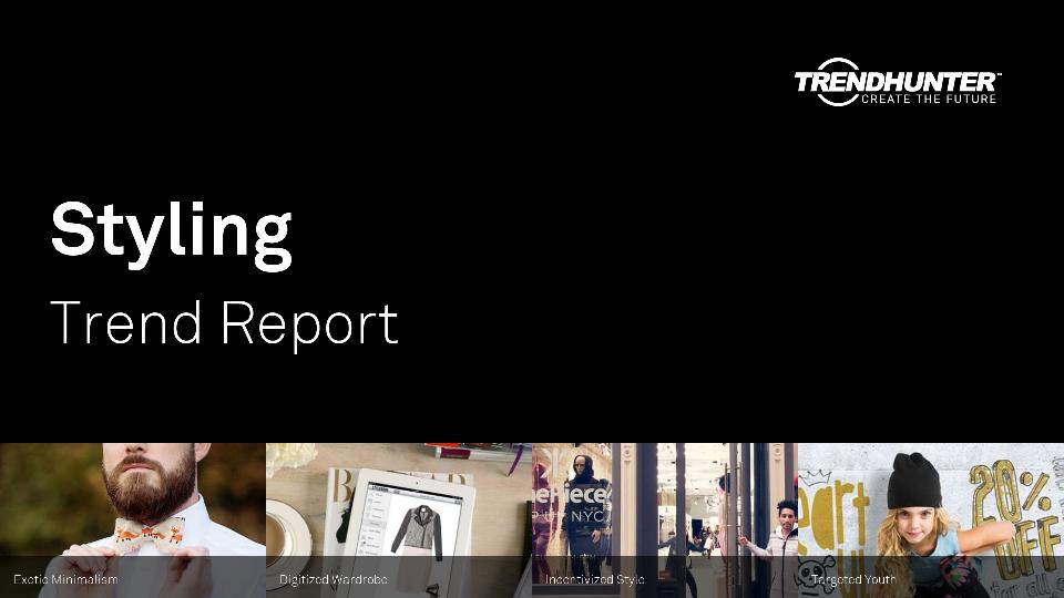 Styling Trend Report Research