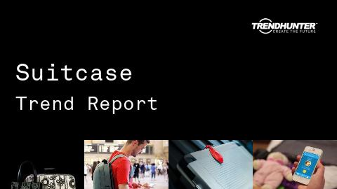 Suitcase Trend Report and Suitcase Market Research