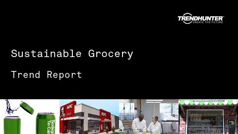 Sustainable Grocery Trend Report and Sustainable Grocery Market Research