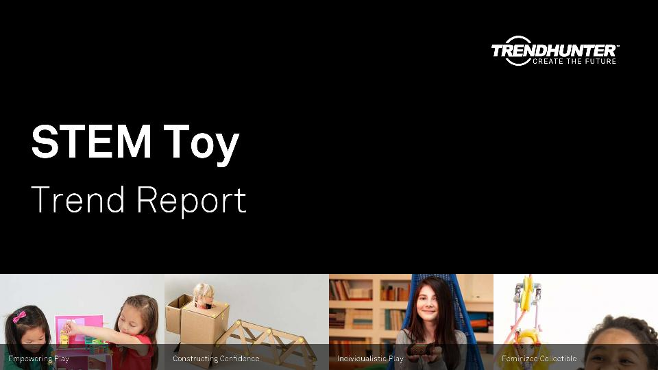 STEM Toy Trend Report Research