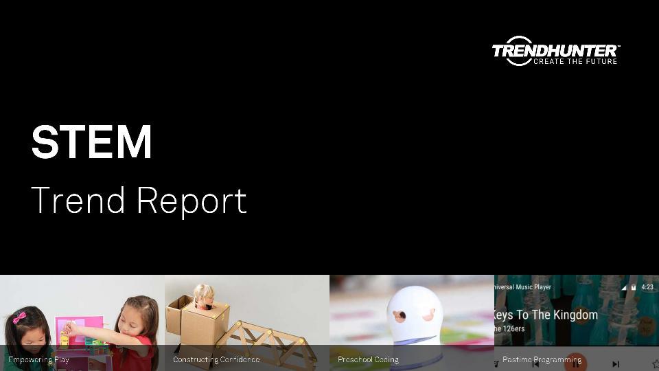 STEM Trend Report Research