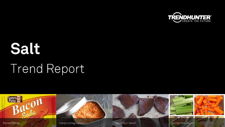Salt Trend Report Research